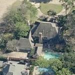 Debra Paget's House (Birds Eye)