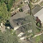 Bradley Whitford's house (Birds Eye)