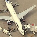 Delta Air Lines - Boeing 737-832 (Birds Eye)