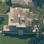 'Hills-DeCaro home' by Frank lloyd Wright (Birds Eye)