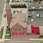 Michigan Firehouse Museum (Birds Eye)