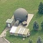 Unusual domes at Neubrandenburg-Trollenhagen Airfield (FNB) (Birds Eye)