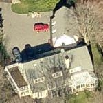 Billy Baldwin & Chynna Phillips' House (Birds Eye)