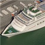 P&O Lines ship 'Oriana'