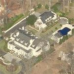 Steve Cummings' house (Birds Eye)