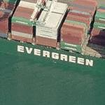 'Evergreen' Evergreen Marine Corporation