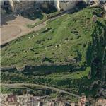 Cerro del Molinete Roman Ruins
