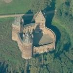 Castle of Beersel (Bing Maps)