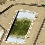 Abandoned swimming pool (Birds Eye)