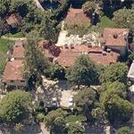Richard Riordan's house (Birds Eye)