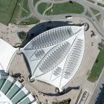 Olympic Velodrome (Bing Maps)
