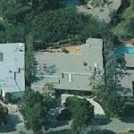 Sherwood Schwartz's House (Birds Eye)