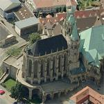 Cathedral of St. Mary Domberg (Birds Eye)
