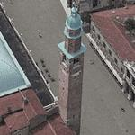 Tower of the Piazza dei Signori (Birds Eye)