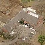 Jennifer Lopez & Marc Anthony's house (Birds Eye)