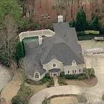John Rocker's House (Birds Eye)