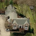 Dann Huff's House (Birds Eye)