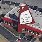 Big Chicken, The (Local Landmark) (Birds Eye)