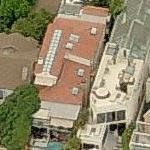 Roma Downey's House (Birds Eye)