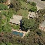 David Letterman's House (former) (Birds Eye)