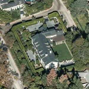 David Kaplan's House (Bing Maps)