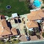 David Paich's House (Birds Eye)