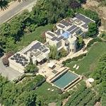 Jerry Yang's house (Birds Eye)