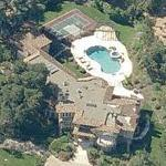 Barry Bonds' House (former)