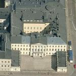Presidential Palace, Helsinki (Birds Eye)