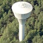 Raisio Water Tower (Birds Eye)