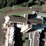 Downside Abbey Church (Bing Maps)