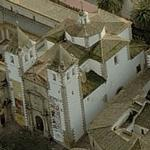 Church of Saint Francis Xavier (Birds Eye)