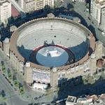 Plaza Monumental de Barcelona (Bing Maps)