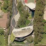 'Sagheb Residence' by John Lautner (Birds Eye)