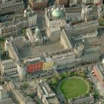 Dublin Castle (Bing Maps)