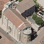 Church of Santa Magdalena (Birds Eye)