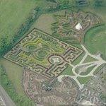 Dobbies Maze World (Birds Eye)