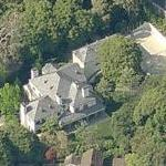 Cuba Gooding, Jr.'s House (Birds Eye)