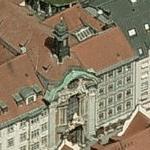 Munich's Catholic Church of St. Johann Nepomuk