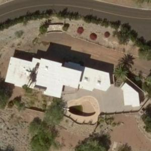 Rob Halford's House (Bing Maps)