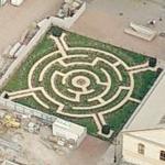 Maze in Metz (Bing Maps)
