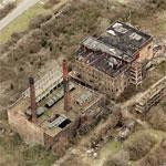 Armour Meat Packing Plant (Birds Eye)
