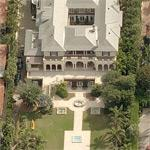 William Koch's house (Birds Eye)
