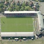 Silkeborg Stadion (Birds Eye)