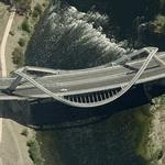 Puente del Milenio (Birds Eye)