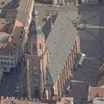 Church of the Holy Spirit (Birds Eye)
