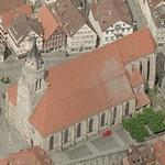 Stiftskirche (Birds Eye)