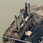 Cahokia Power Plant (Birds Eye)