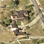Holly Marie Combs' House (Birds Eye)