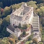 Ambras Castle Innsbruck (Birds Eye)